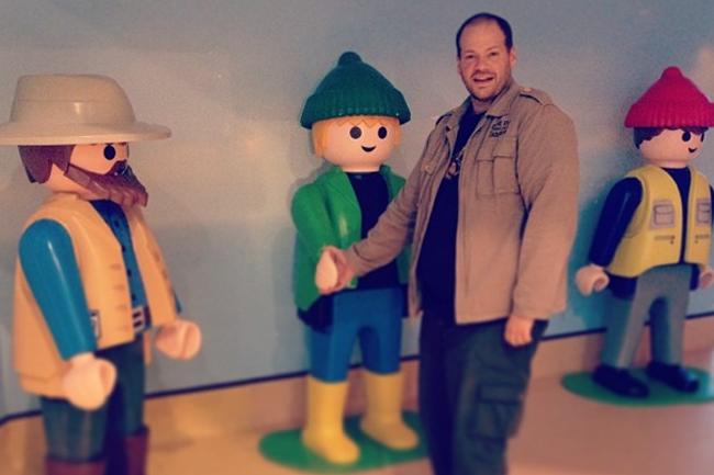 Visita a la fábrica Playmobil