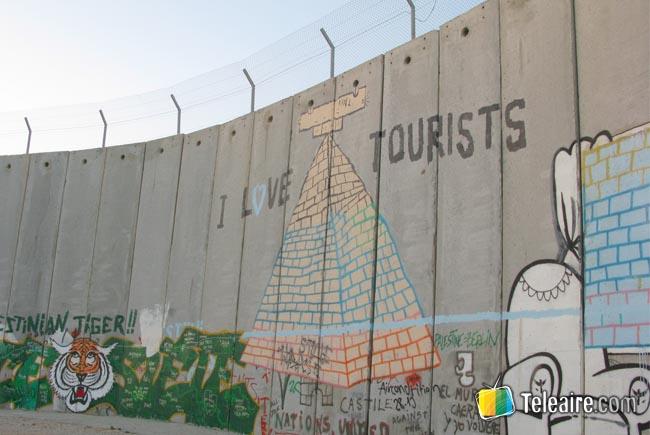 Bansky-Palestina