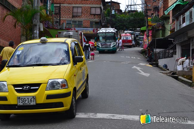 taxis-colombia