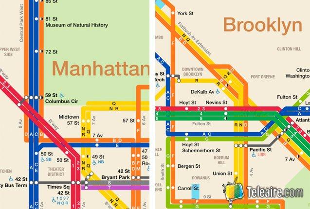 Aplicación Subway NYC