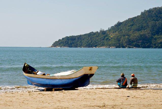 Camboriu y sus playas