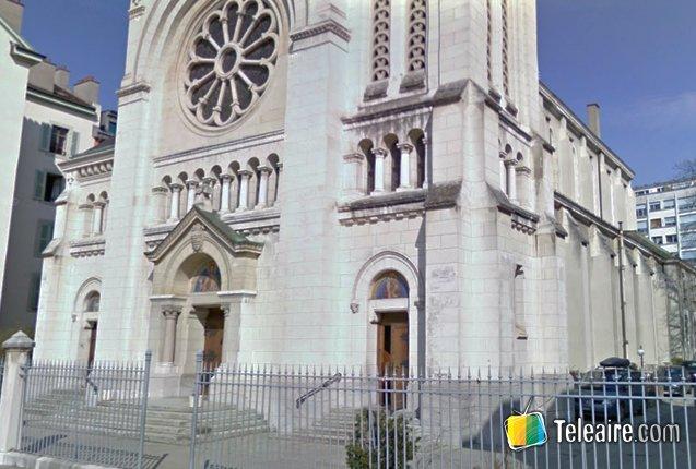Iglesia San Francisco en Ginebra