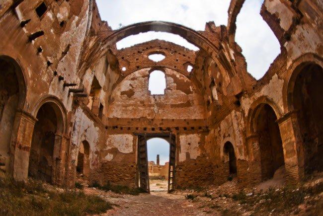 ruinas-de-belchite-españa