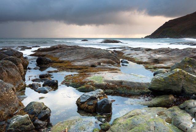 La Bahia de Murlough al Norte de Irlanda