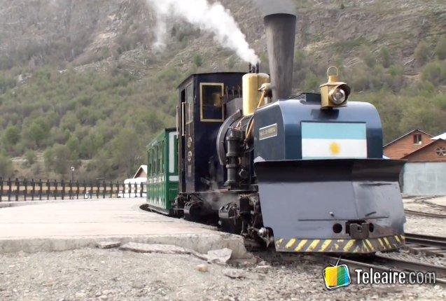Tren del Fin del Mundo en Ushuaia, Tierra del Fuego