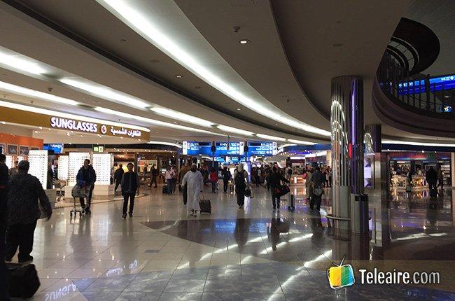Dubai -Aeropuerto