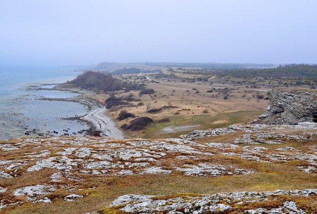 Las costas de Gotland
