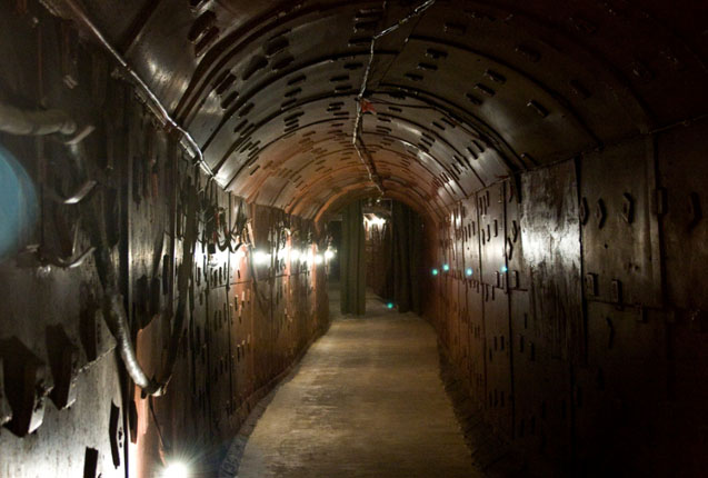 bunker sovietico en lituania