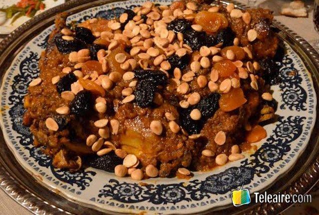 plato tradicional de la cocina marroqui
