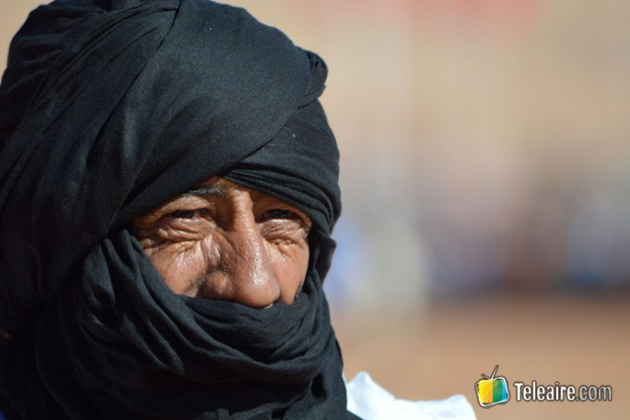 Aquí viven cientos de saharianos adaptándose al calor, el frío y la falta de agua