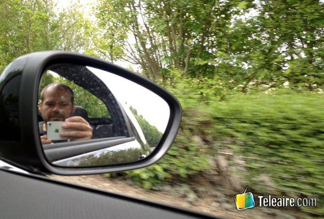 autofoco en coche