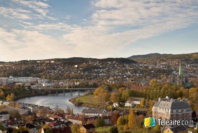 imagen panoramica de noruega