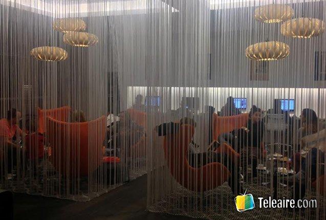 lounge del salon vip de american express