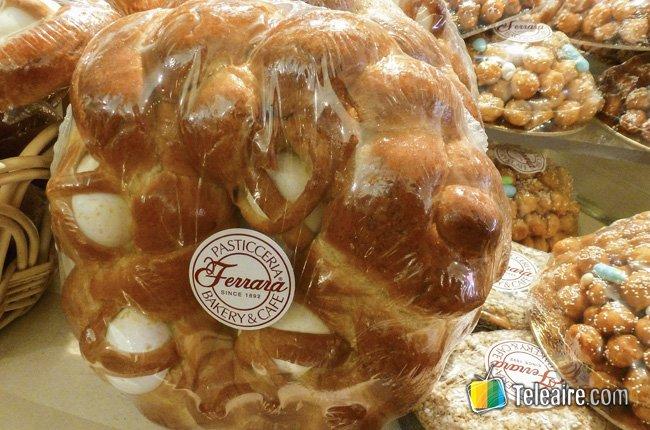Un ícono de La Pequeña Italia: el Café Ferrara