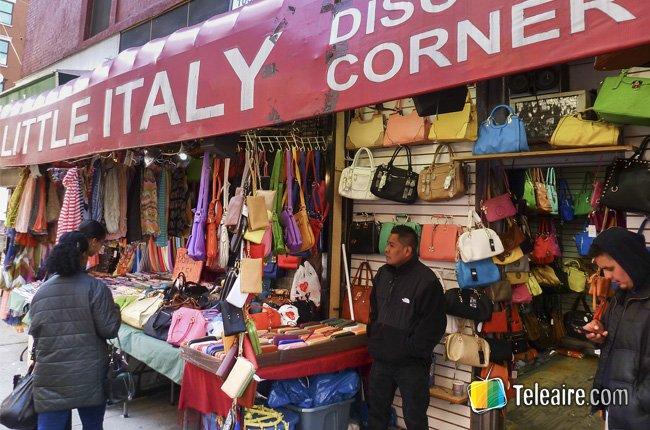 Little Italy o La Pequeña Manhattan