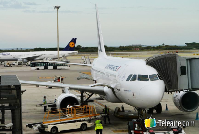 avion de air france