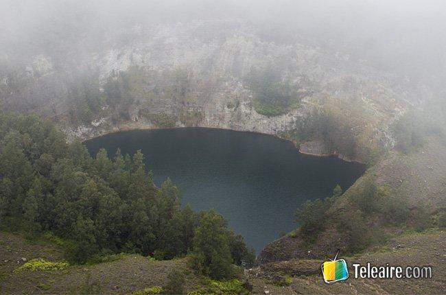Tres lagos volcánicos acaparadores de almas 2