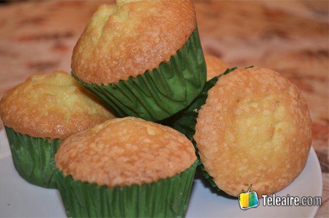 Muffins originarias de Inglaterra