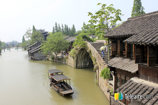 Wuzhen en China