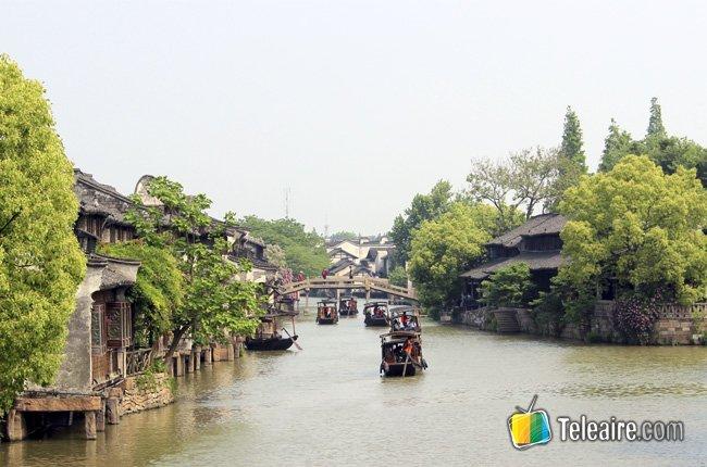 Wuzhen la Venecia de China