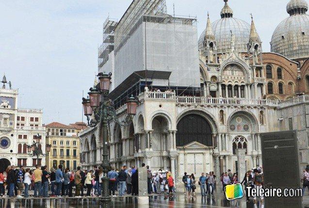 La Plaza de Venecia