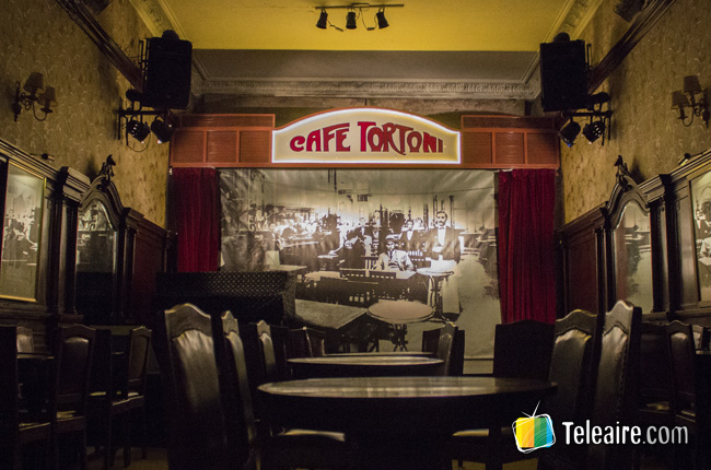 El Café Tortoni Buenos Aires