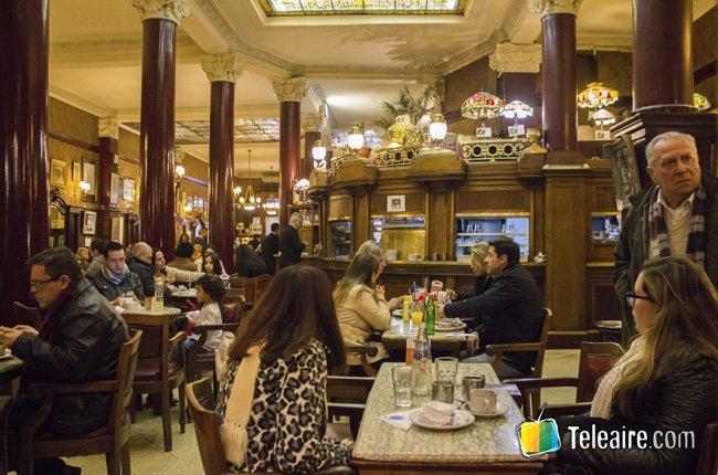 El Café Tortoni Buenos Aires 3