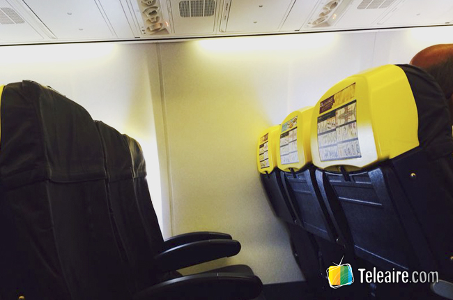 Los mejores y peores asientos en un avión 2