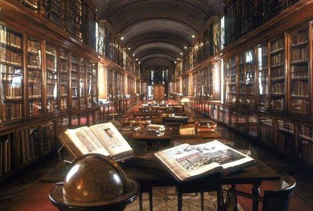 La biblioteca de Turin