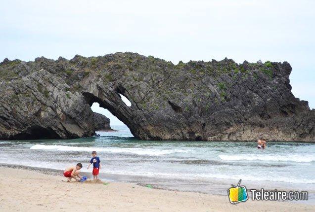 las playas más hermosas de asturias