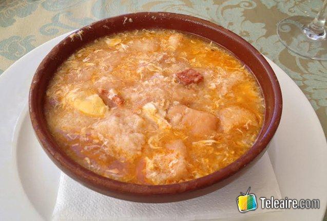receta tradicional de castilla