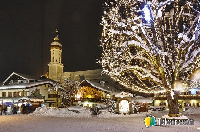 Saltos de Año Nuevo en Garmisch-Partenkirchen Alemania 2