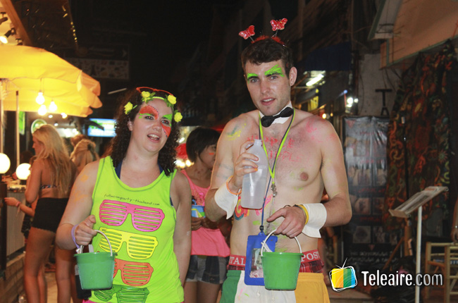 Full Moon party 3