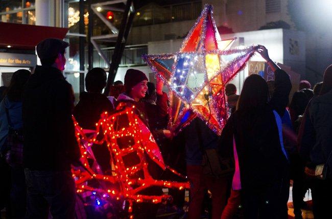 estrella navideña parol Filipinas