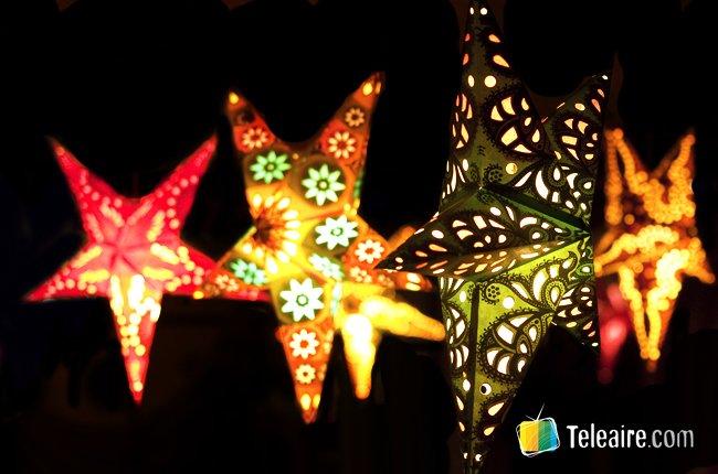 estrella de navidad parol