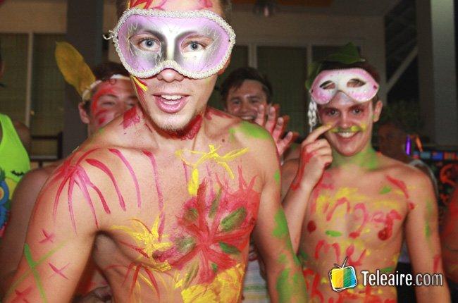 Full Moon Party En Tailandia Teleaire Multimedia