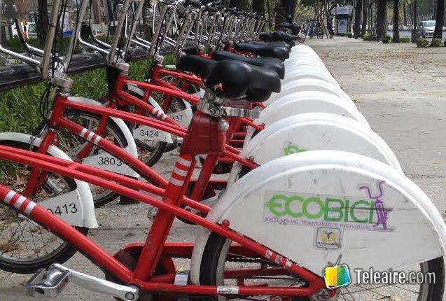 Ecobicis en Mexico