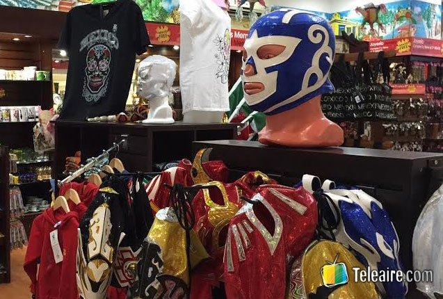 mascaras de lucha libre en FreeShop