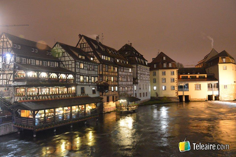 Sin duda la arquitectura y los canales sigue siendo lo que más enamora a quienes visitan Estrasburgo