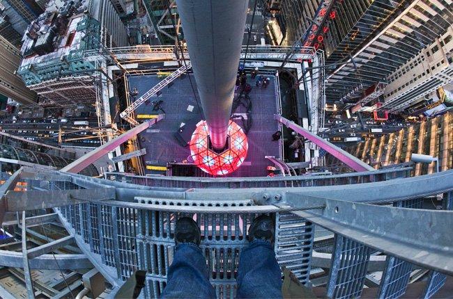 Año Nuevo Time Square New York 2