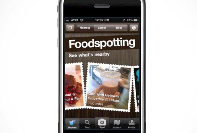 Foodspotting para descubrir nuevos platos