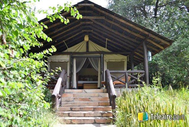 camping en kenia