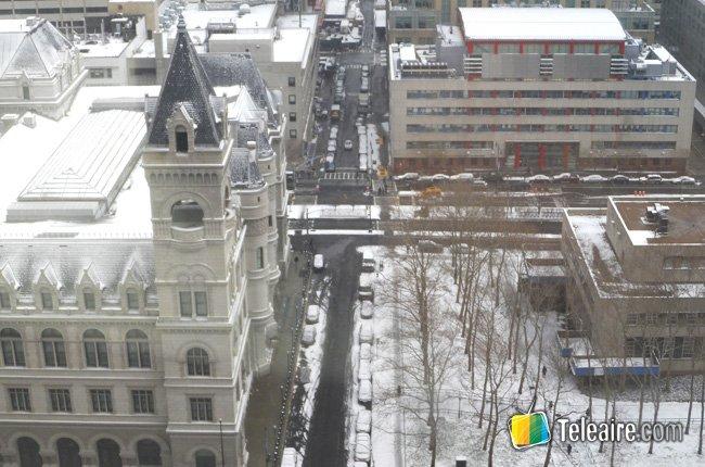 Nueva york en invierno 1