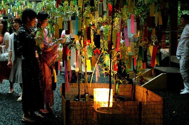 Tanabata o la Festividad de las Estrellas en Japón 2