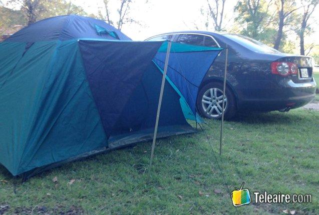 predio de camping