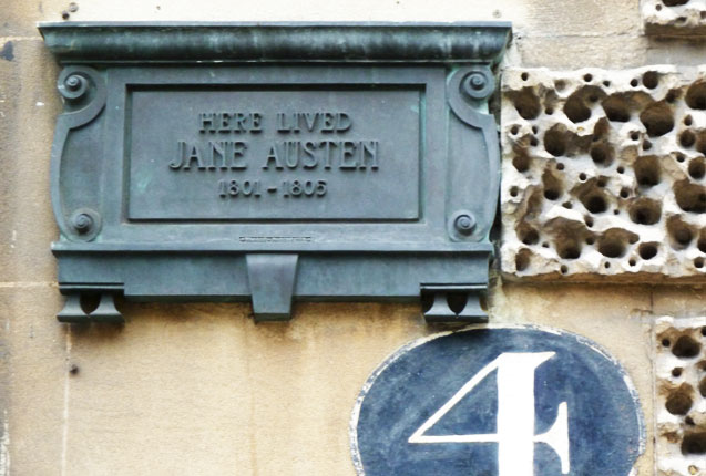 El hogar de Jane Austen en Bath