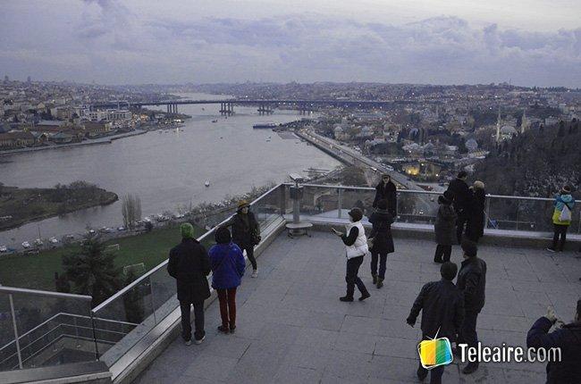 Estambul-Cuerno de Oro-Turquia