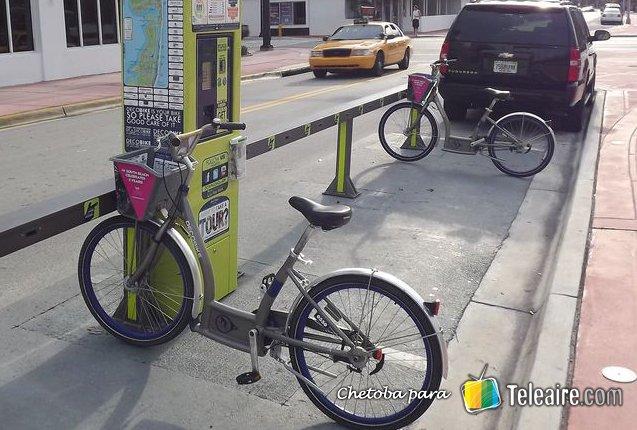 Miami-Bicicletas