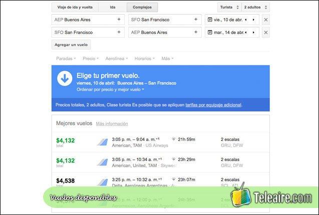 google-flight-vuelosdisponibles