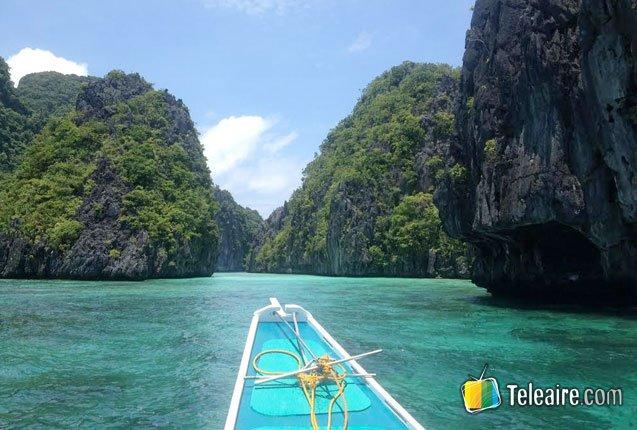 los encantos de la isla palawan